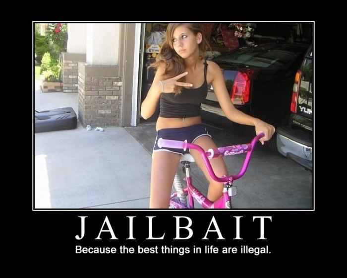 Hilarious Jail Bait